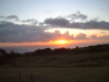 Sunrise over Hamakua