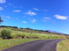 Mauna Kea from Road